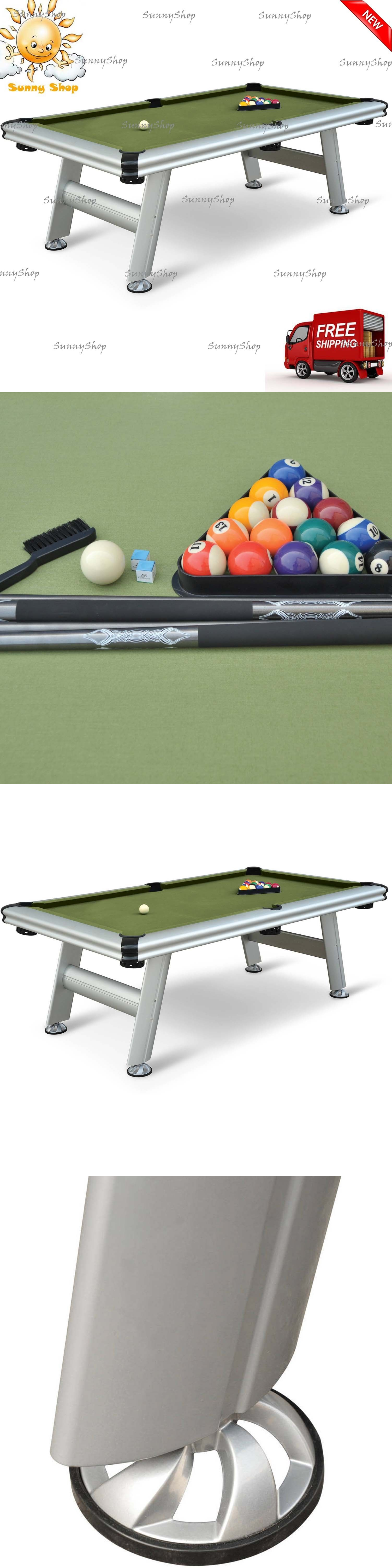 Tables Outdoor Billiard Pool Table Weather Resistant - Outdoor pool table ebay