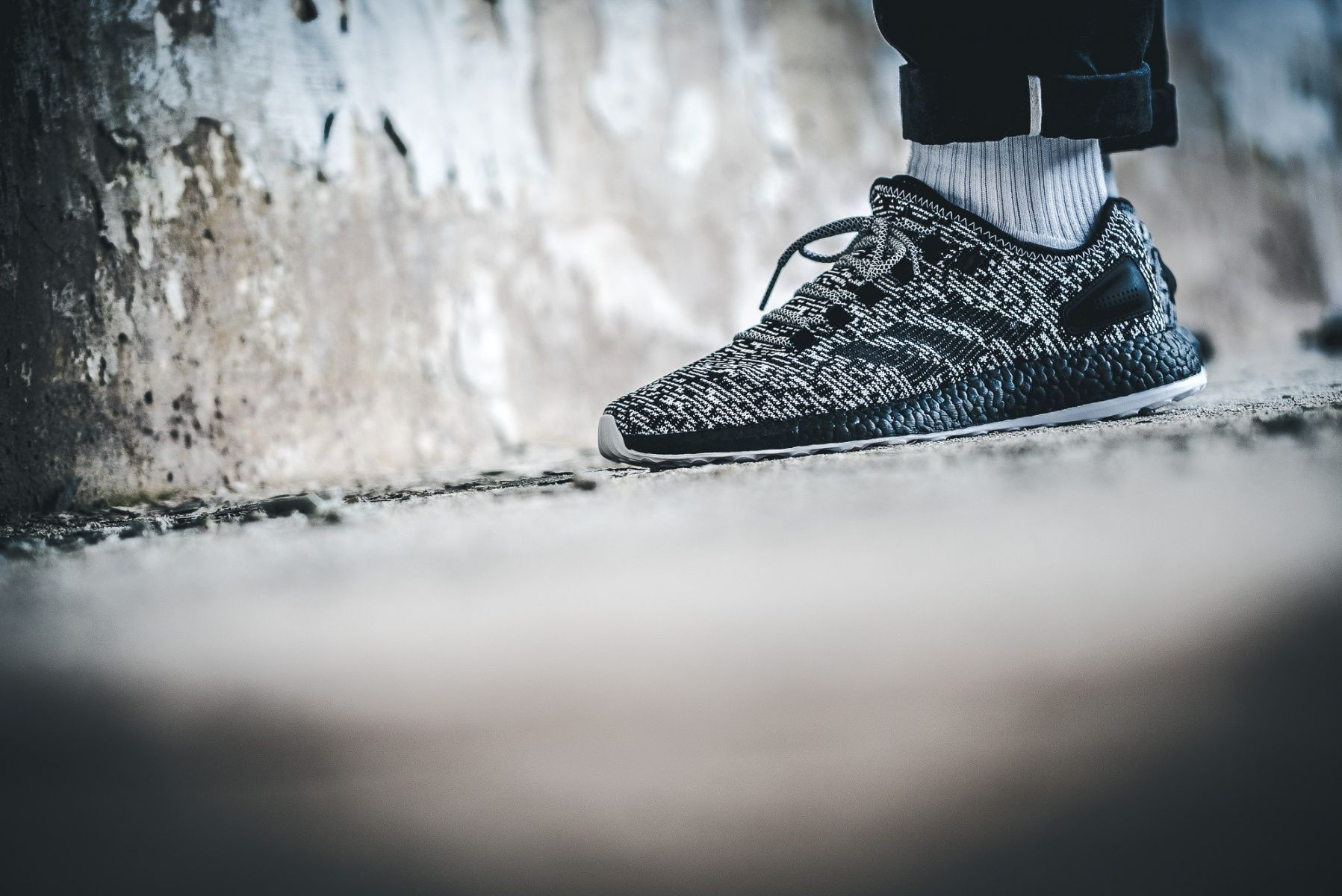 Adidas Originals Pure Boost LTD Core Black Footwear White