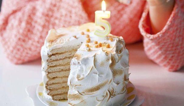 Gâteau au citron meringué - L'Express