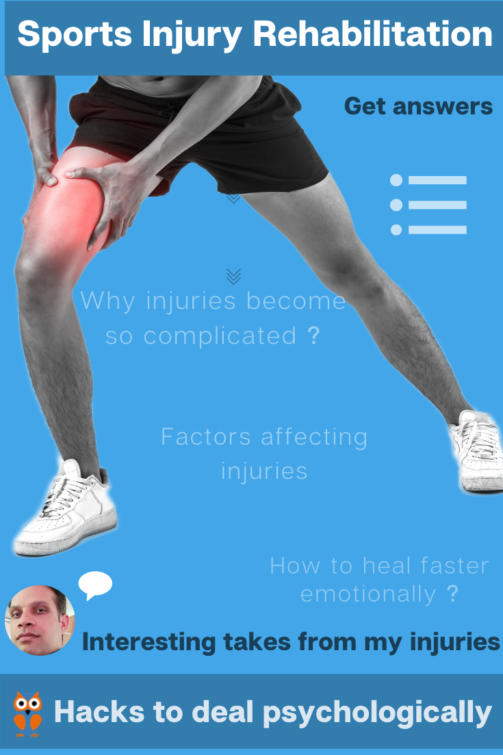 Sports Injury Rehabilitation Hacks To Deal