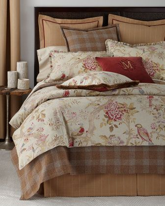 Arielle+Bedding+by+Legacy+at+Horchow.