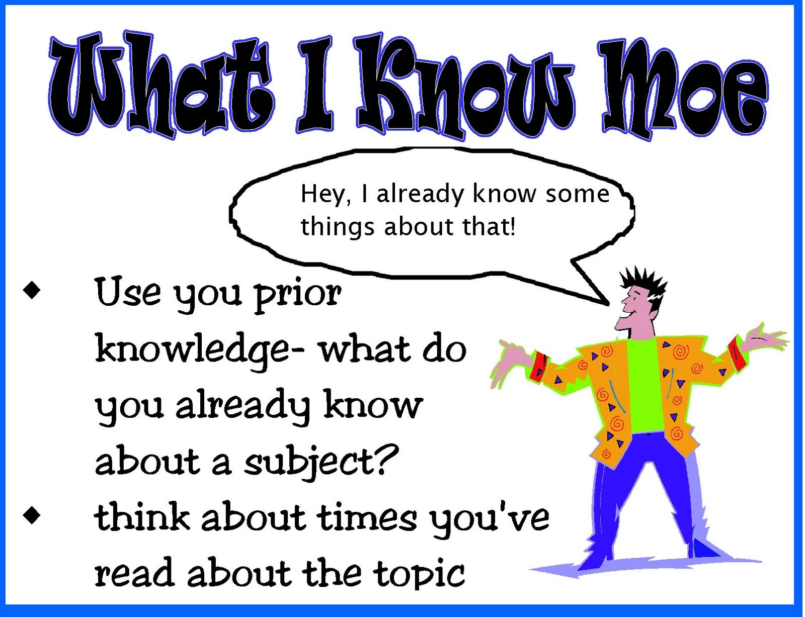Reading Strategies Slideshare  Prior Knowledge Reading