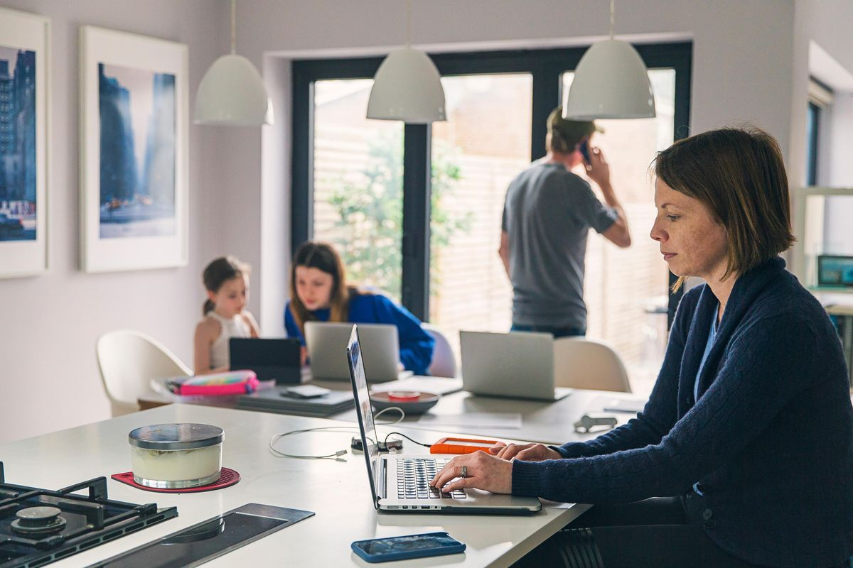 4 Ways To Refresh Your Routine When Working From Home in