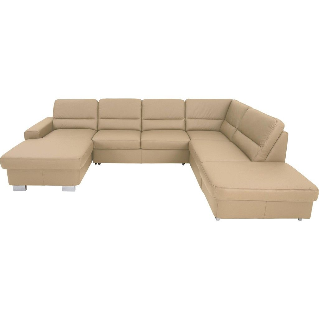 beldomo premium wohnlandschaft echtleder inkl beige. Black Bedroom Furniture Sets. Home Design Ideas