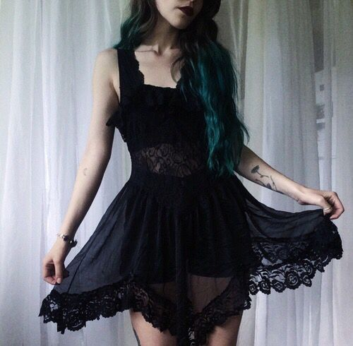 Fashion, beauty, hair, makeup, alternative, girly, grunge