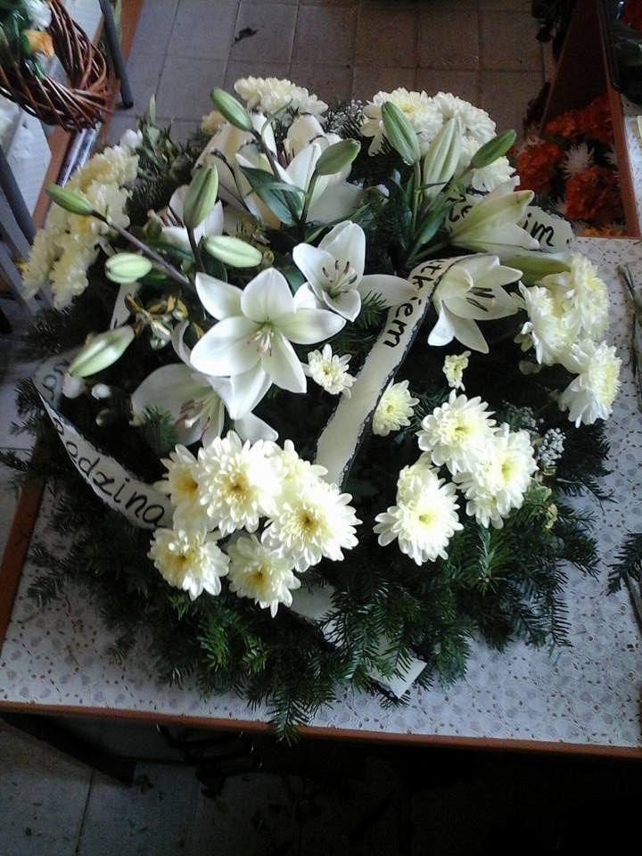 Wieniec Pogrzebowy Succulents Plants