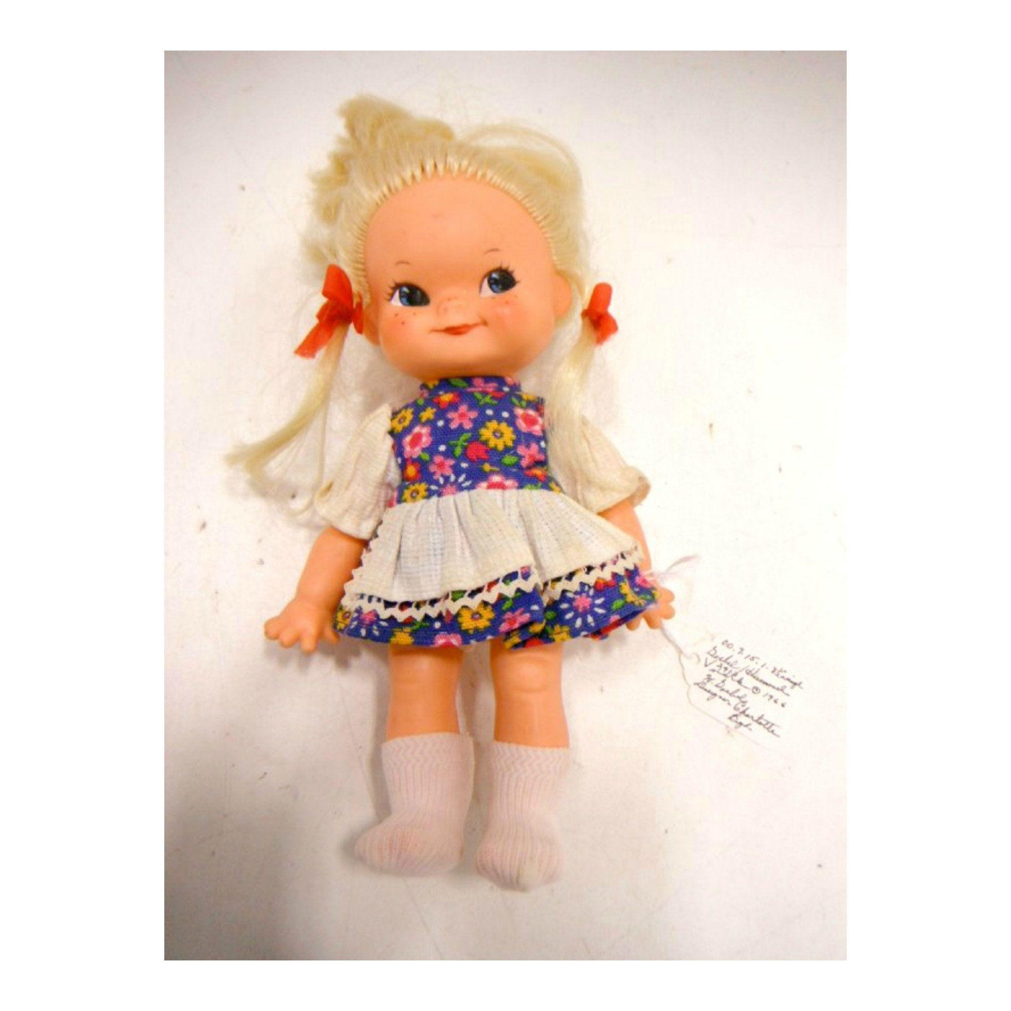 Vintage Goebel Charlot BYJ Rubber Doll, 1966, 2913, West Germany ...