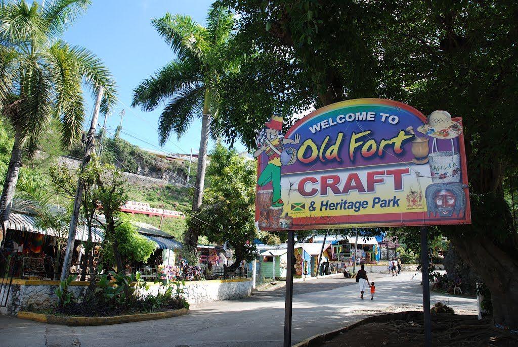 Montego Bay Old Fort Craft Market Jamaica | Jamaica cruise ...