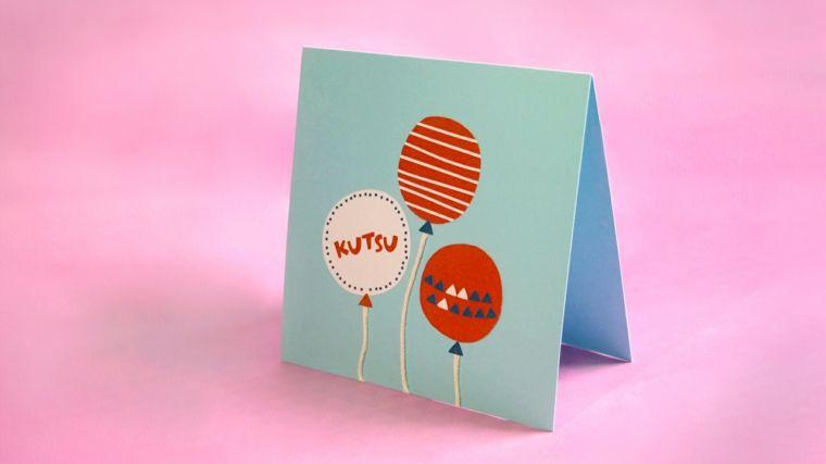 Decorazioni Per Feste Di Compleanno Bambini Fai Da Te : Palloncini colorati come decorazione per un invito festa di