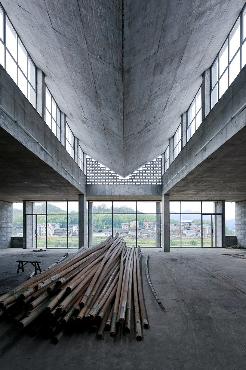 trace architecture office constructs raft factory in china archi pinterest atelier. Black Bedroom Furniture Sets. Home Design Ideas