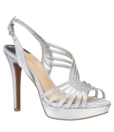 Prom shoes!!! :) I love them and they're SO comfortable.