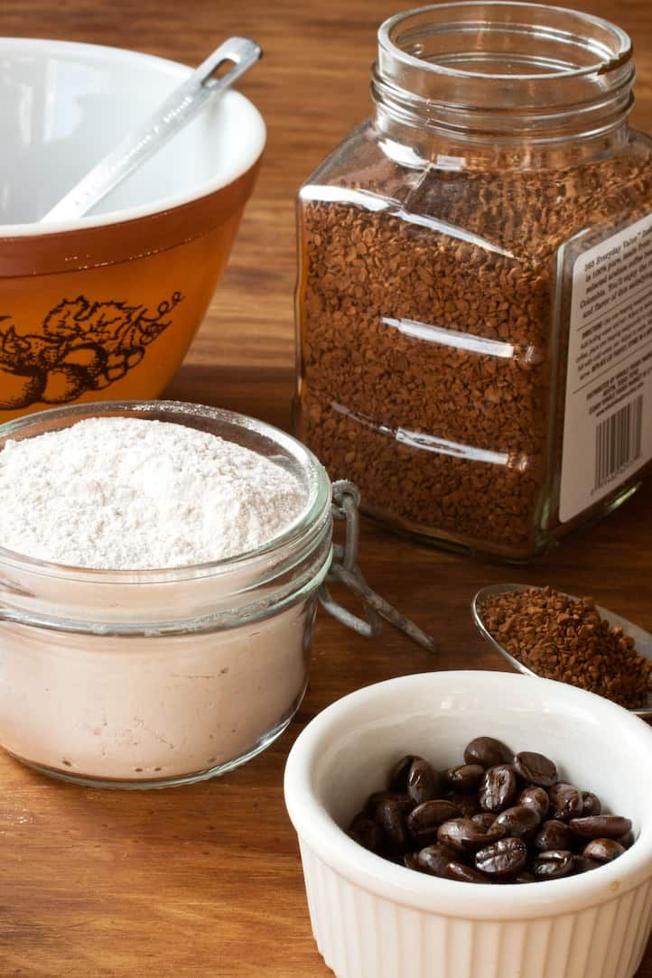 Homemade instant coffee mix good food stories