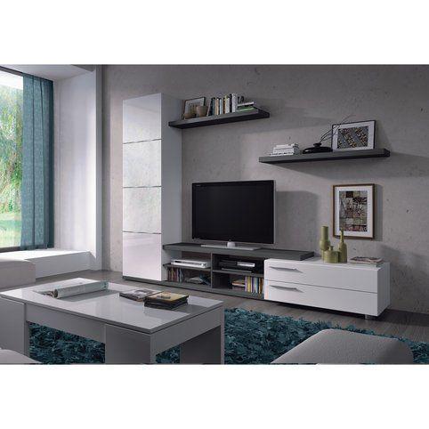 Ensemble Mural Tv Alynas 3suisses Tv Pinterest Furniture