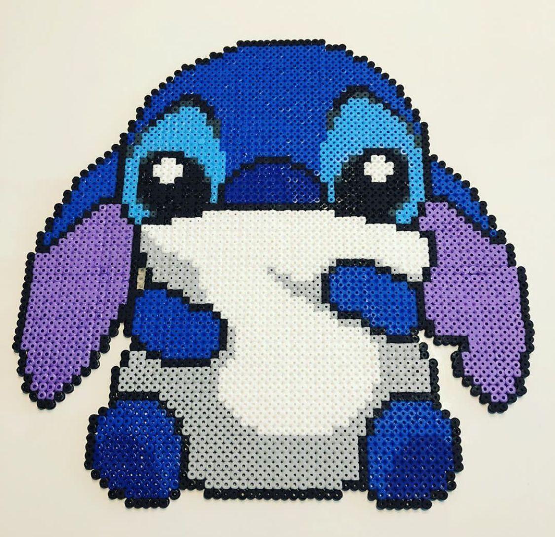 Epingle Par Luciebllc Sur Perler Bead 9 Dessin Petit Carreau Coloriage Renard Jeux Pixel Art