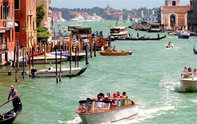 Guide: Spis og drik i Venedig