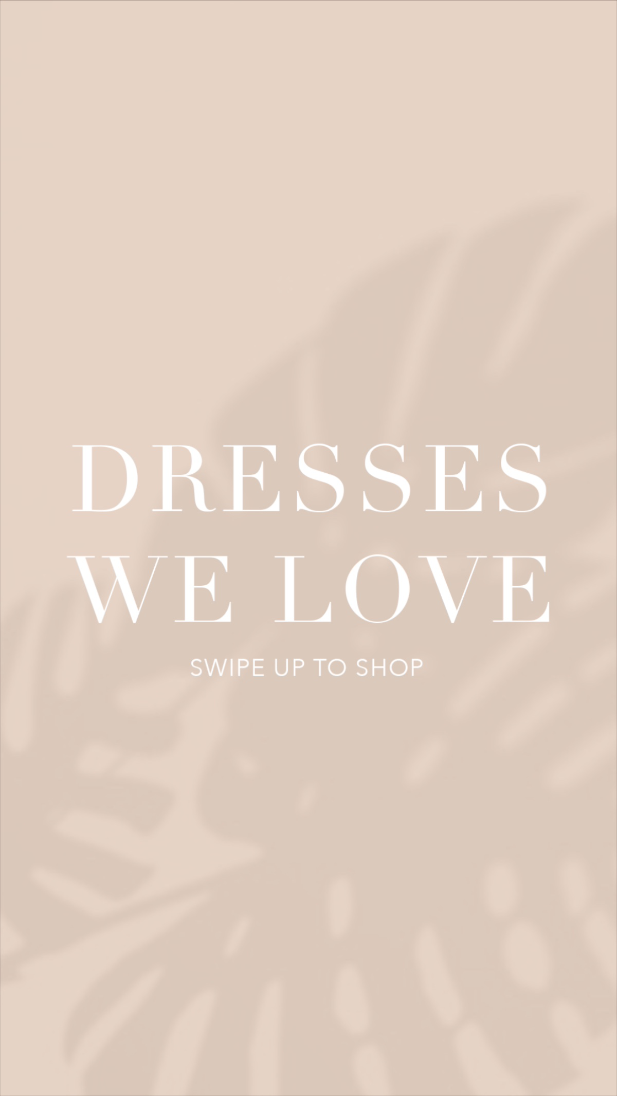 Need a New Dress?