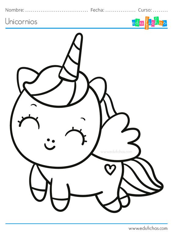 Dibujos Para Colorear De Unicornios Descargar Libro Para Colorear En 2020 Unicornio Colorear Dibujos Para Colorear Dibujos