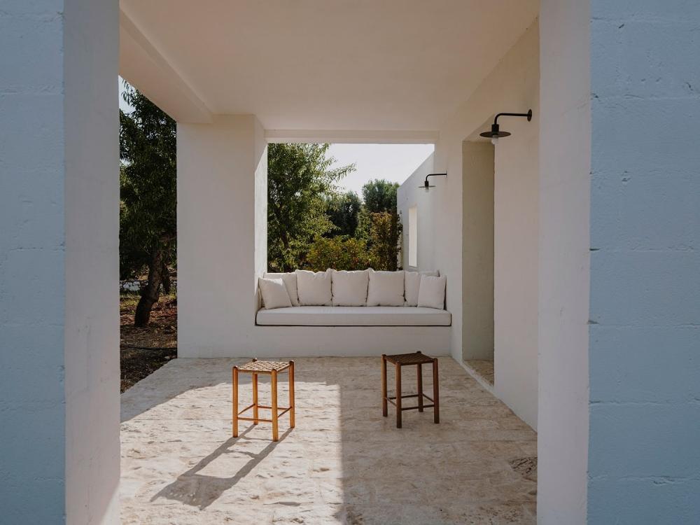 Villa Cardo in Puglia Designed by Andrew Trotter Design