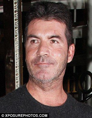 Simon Cowell deconstructing?