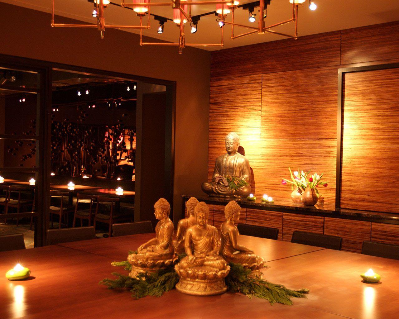 Shinsei Restaurant In Dallas Tx Sushi Bar With A Pan