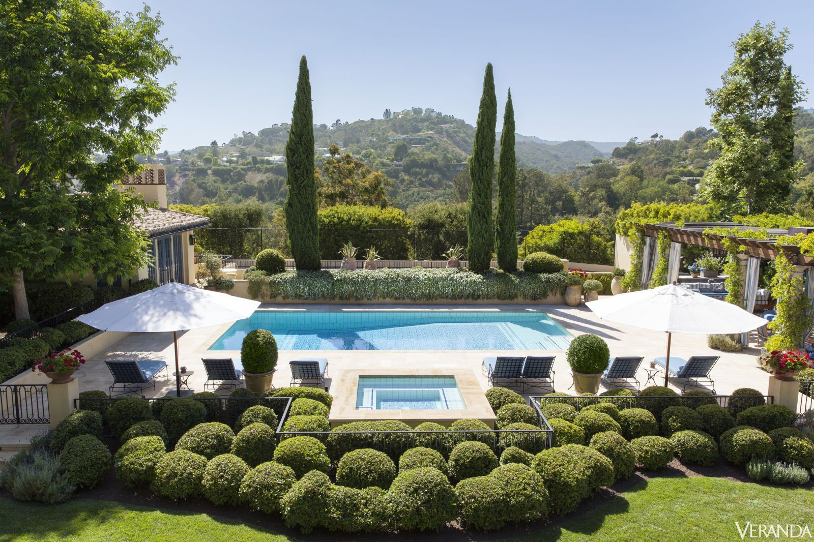 An Estate Inspired By The South Of France