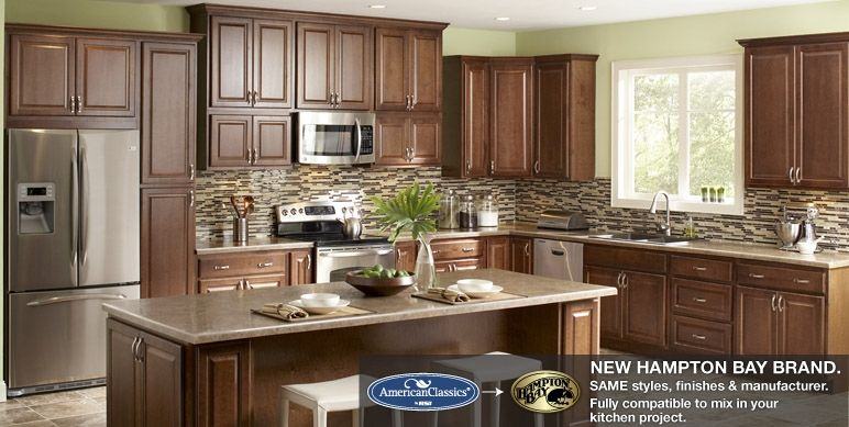 Superior Hampton Cognac Kitchen Cabinets   Raised Panel   Traditional Overlay | American  Classics Cabinets By RSI