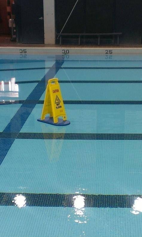 91a8a60474e6fa9ef2a1fa4c0128ed4b caution wet floor jokes pinterest wet floor, memes and funny pics