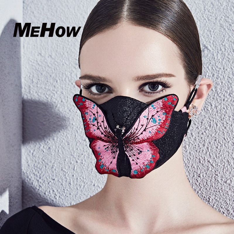 masque anti poussiere femme