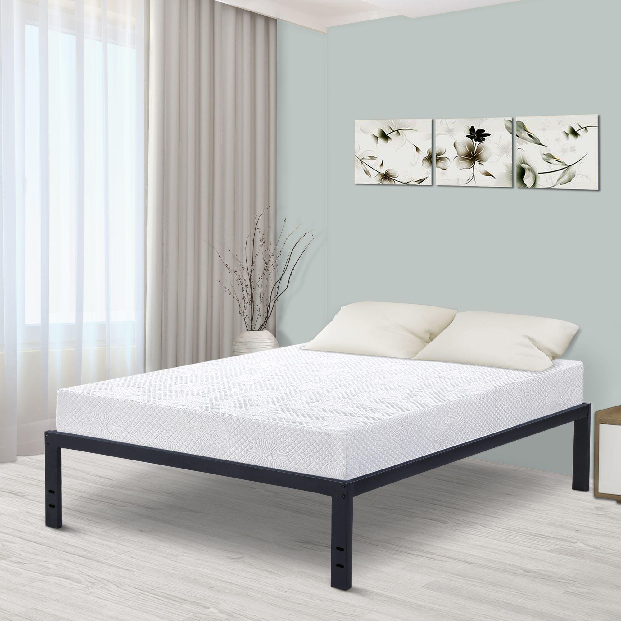 Home Bed Frame Bed Slats Platform Bed Frame