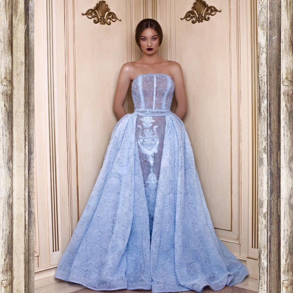 Amorosa valdrin sahiti strapless dress formal ball