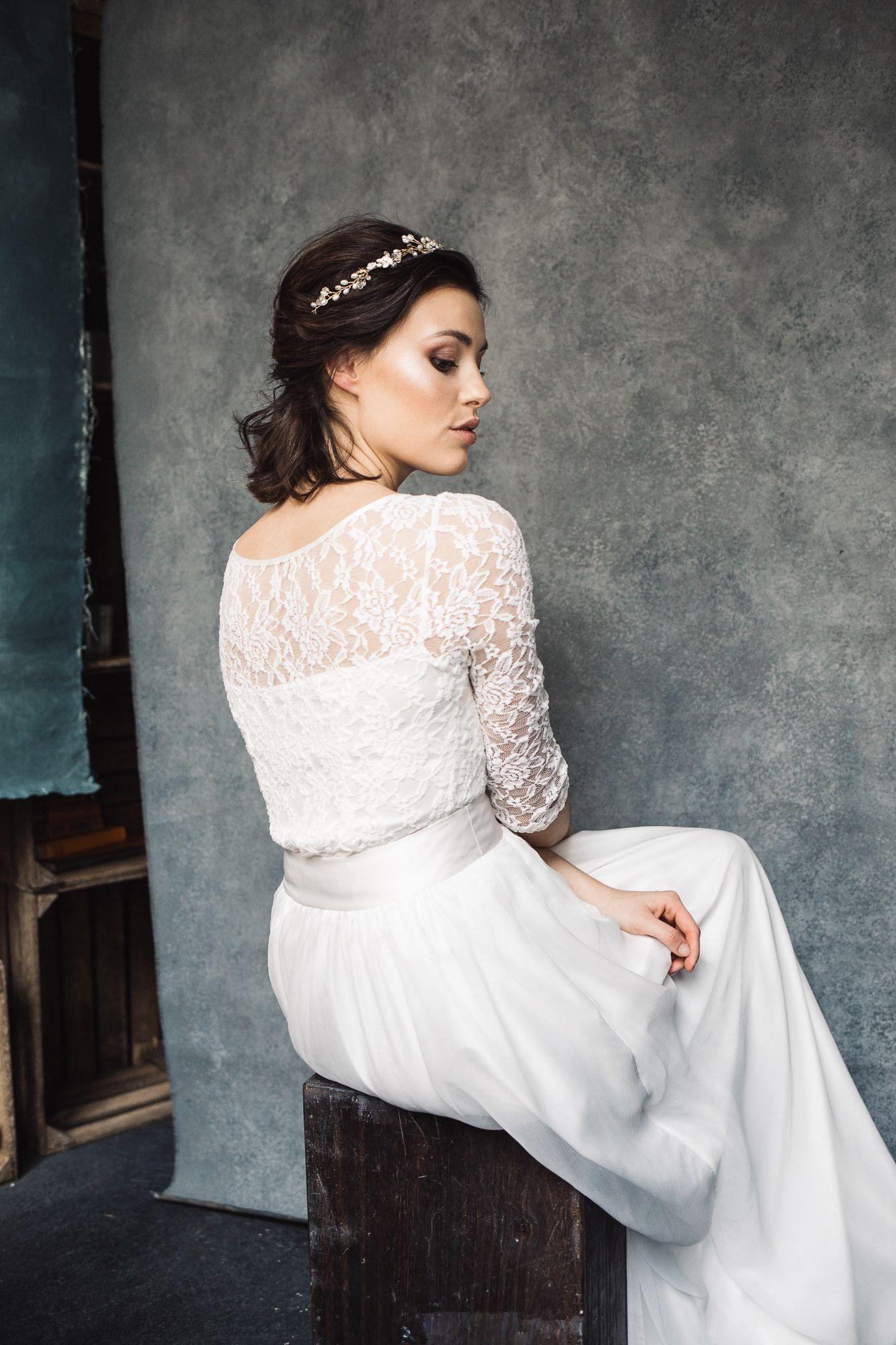 Labude Brautkleid Kollektion 2018 | Brautkleid vintage, Brautmode ...