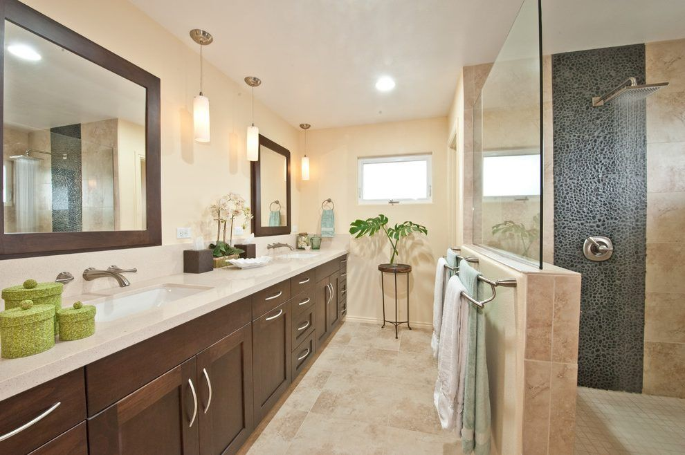 Fashion Trend Feel Inspired By Brubeck Lighting Design! Bathroom