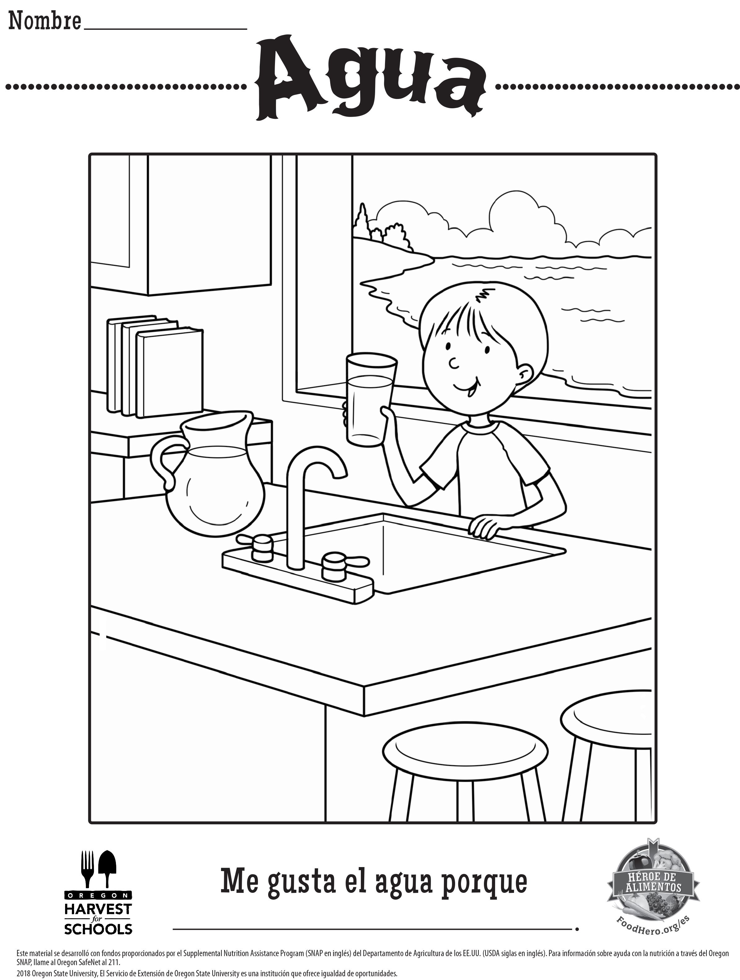 Coloring Sheets Image By Food Hero Osu Extension On
