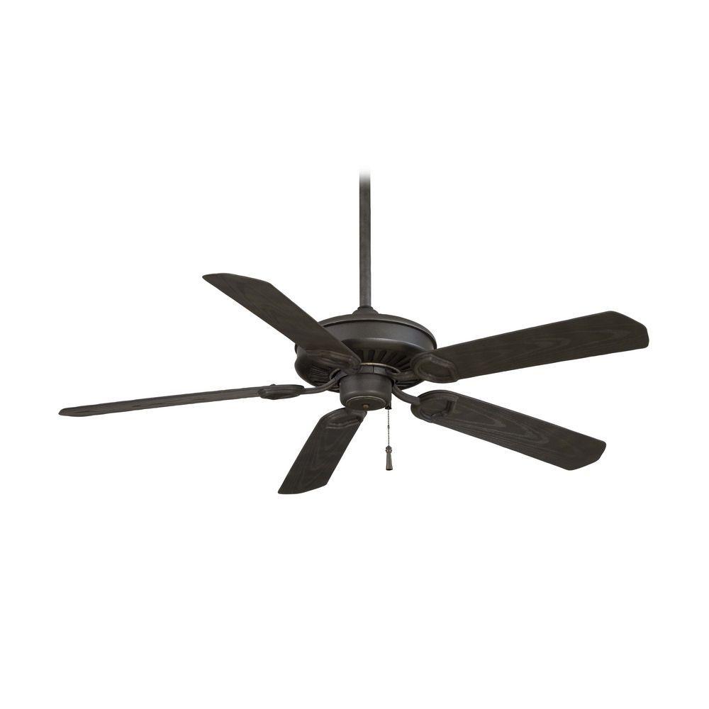 Hunter Hudson 28531 42 Inch Black Walnut Outdoor Ceiling Fan Ceiling Fan Ceiling Fans Without Lights Bronze Ceiling Fan