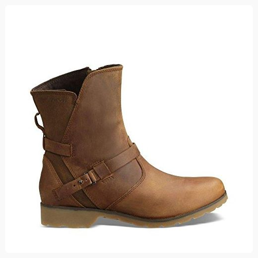 Teva Women's De La Vina Low Boot,Bison,8 M US (*Partner