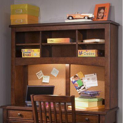 Liberty Furniture Chelsea Square Bedroom Student Desk Hutch
