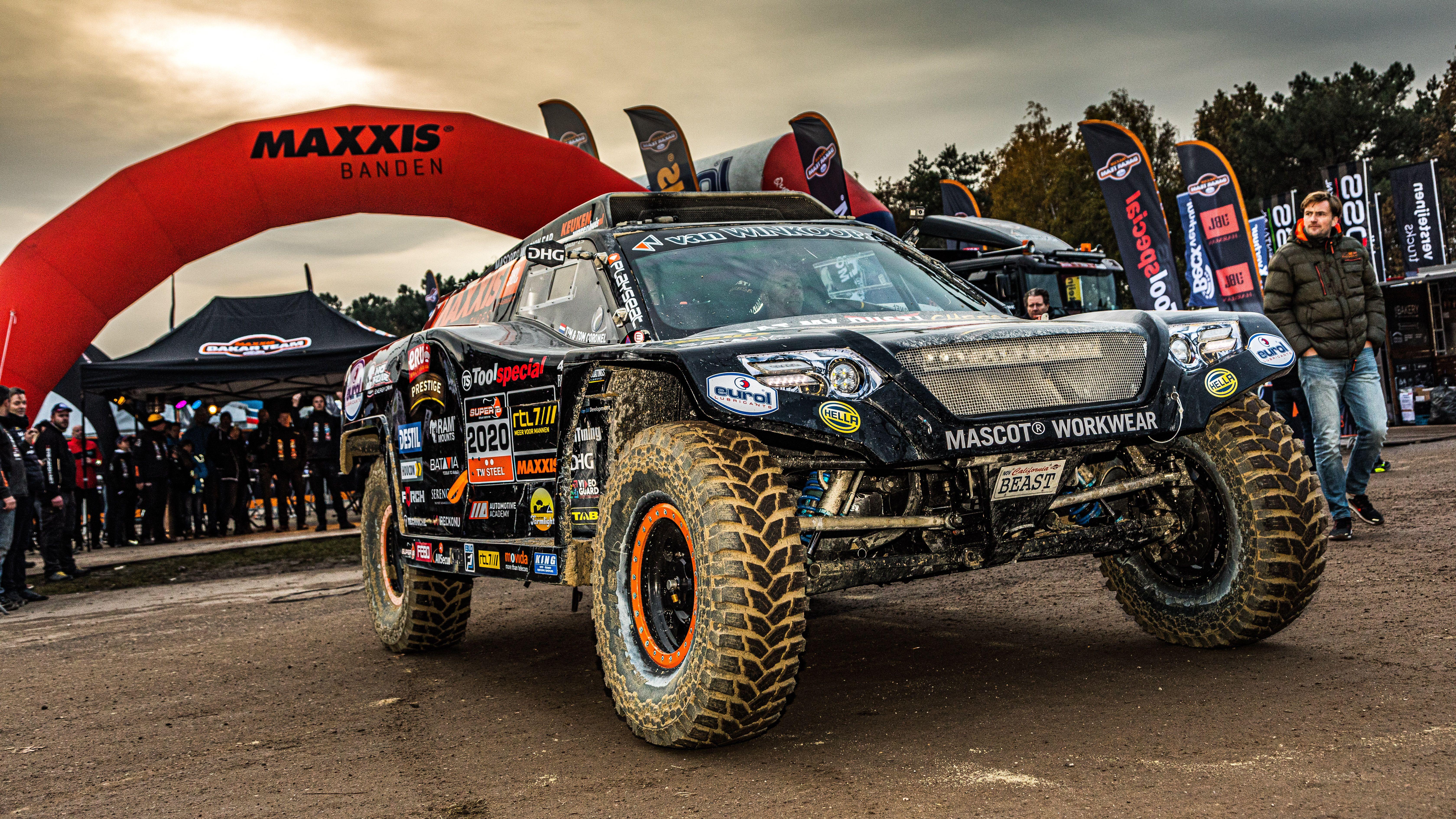 Dakar 2020 Preproloog Big Trucks Vw Amarok Dakar