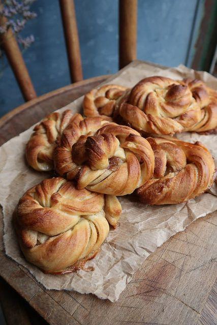 Brioches Danoises A La Cannelle Audrey Cuisine Alimentation Recettes De Cuisine Recette