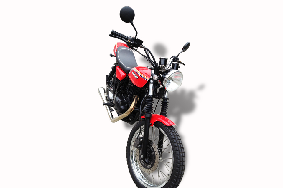 マッハ仕様 250TR | KAWASAKI #motorcycle #kawasaki