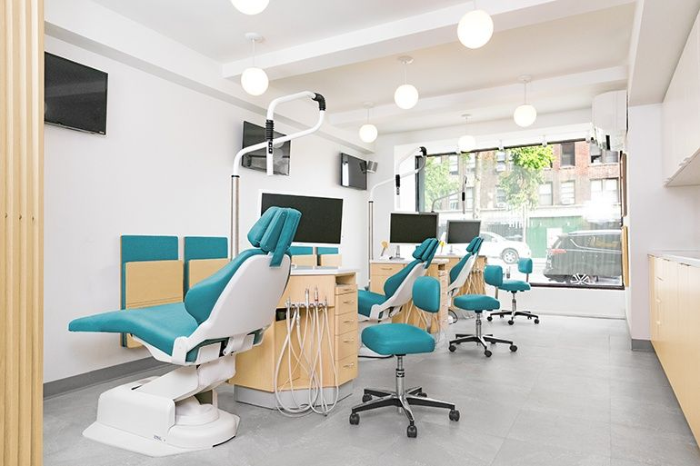 NYCxDESIGN Award Winners 2018 Orthodontist office