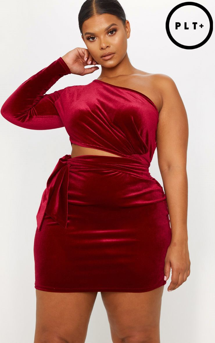 Plus Size Red Nightclub Dresses | Lixnet AG