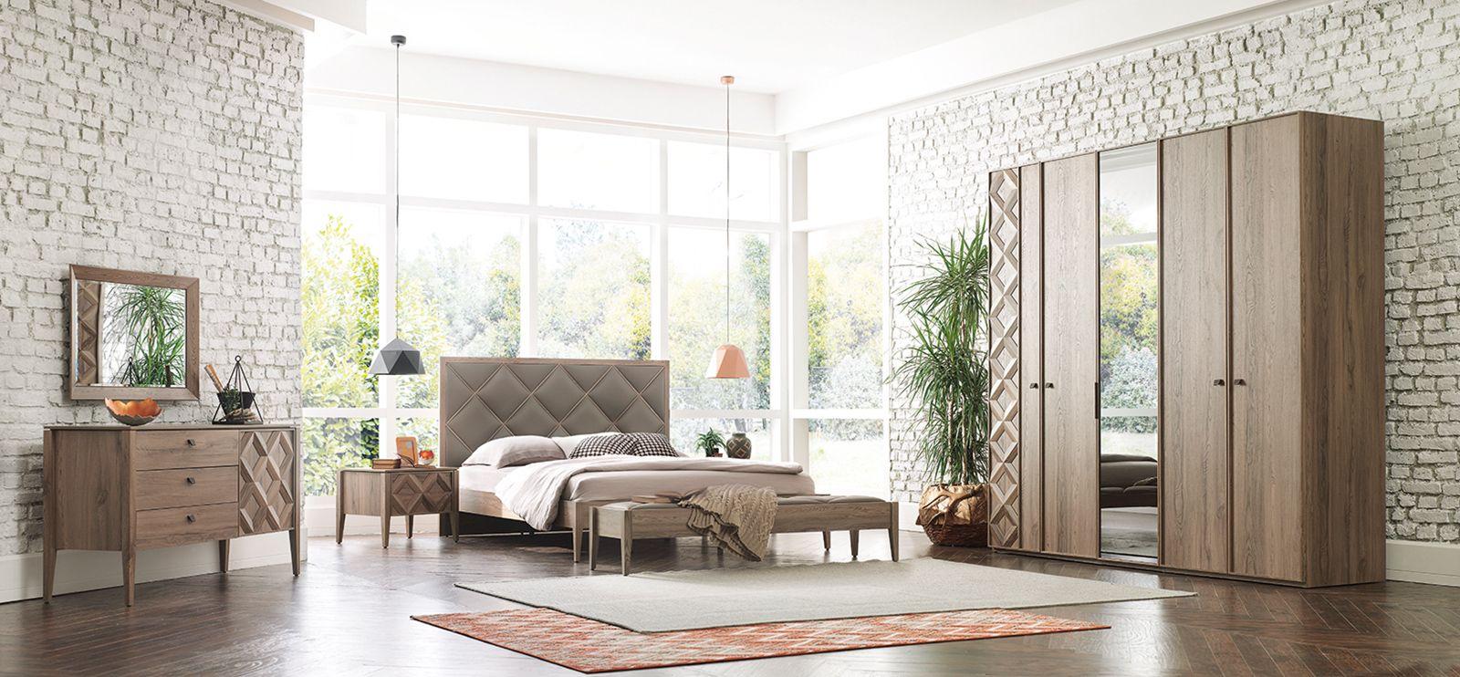 Enza Home Schlafzimmer Modelle 2019 ,