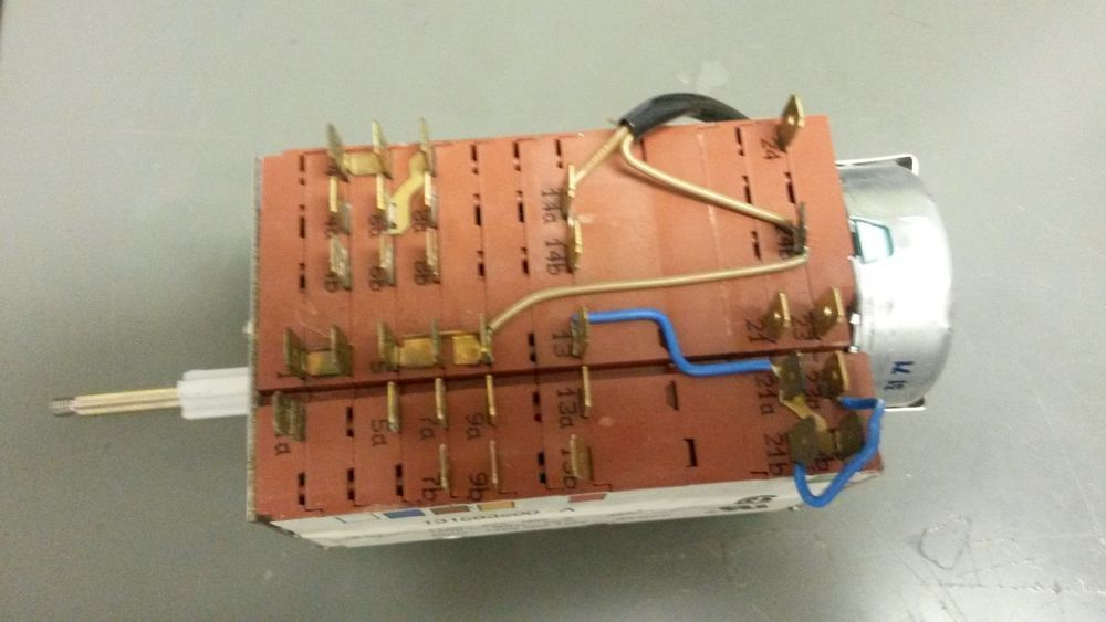 Frigidaire Electrolux Washer Door Hinge 134550800
