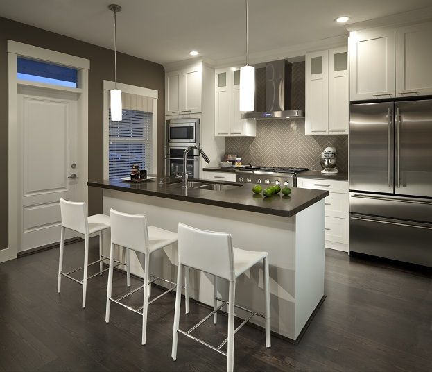 7 Kitchen Cabinet Trends To Watch In 2016. White Shaker Kitchen  CabinetsWhite ... Part 79