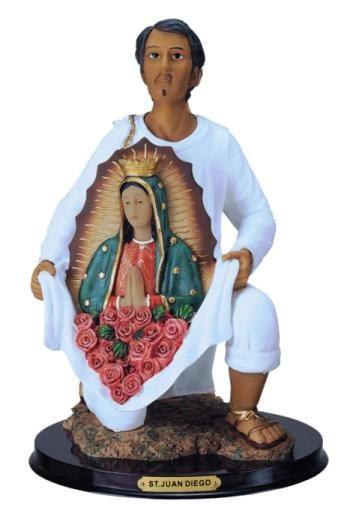 Saint Juan Diego Statue 13 Diego Saints Statue
