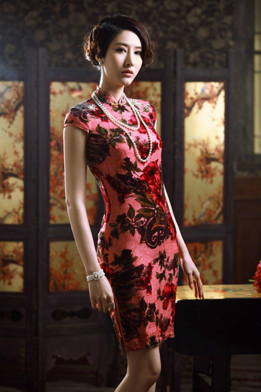 018a74798ac8b 画像    東洋の神秘 オリエンタルなチャイナドレス美人 - NAVER まとめ ...