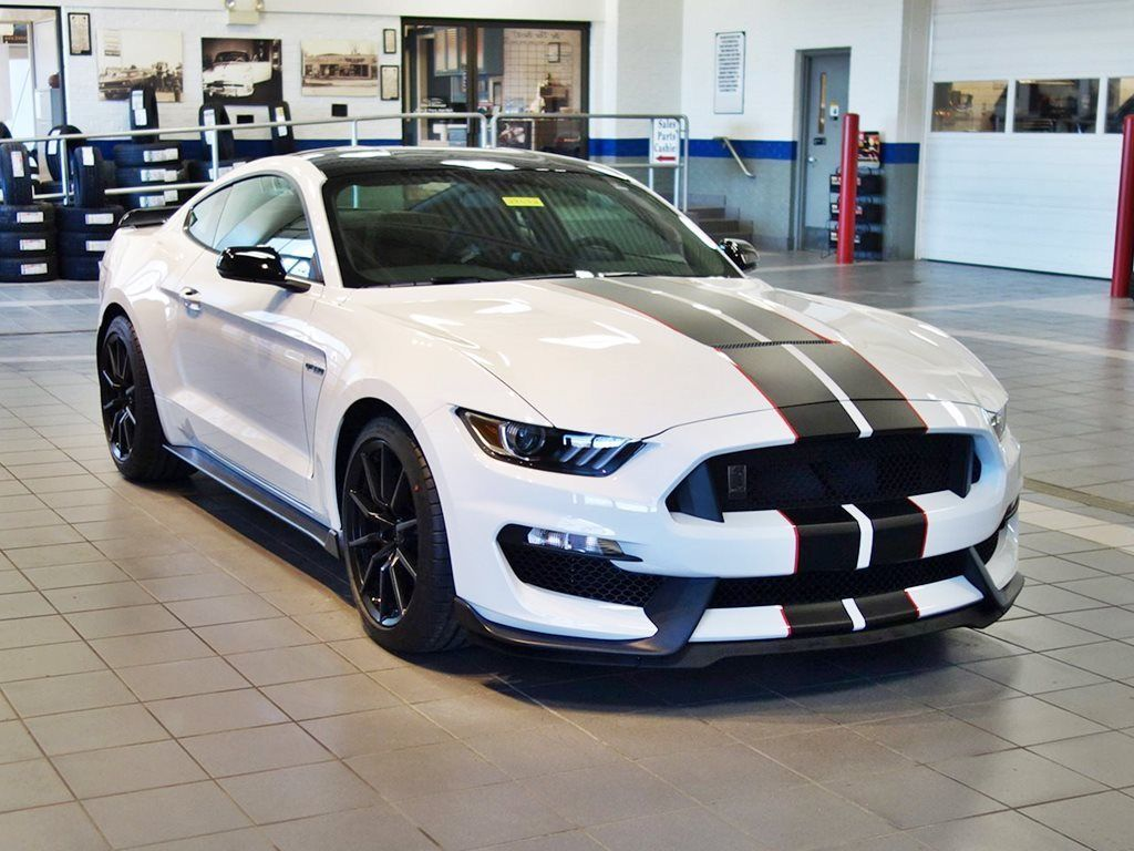 Ebay 2017 Ford Mustang Shelby Gt350 Gt350r Stripes Black Roof