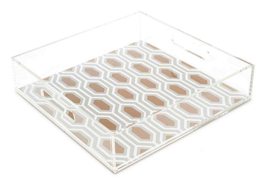 Acrylic Decorative Tray Evo Andorra Series Acrylic Tray  Art  Pinterest