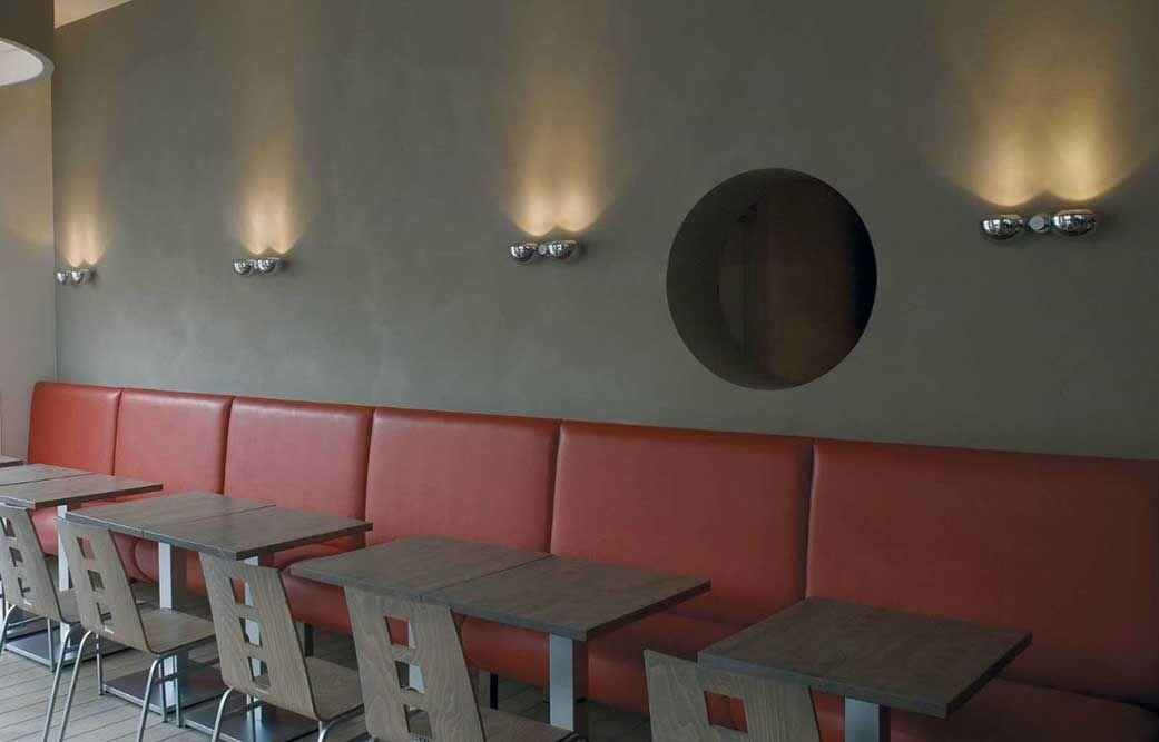 DeltaLight Xilo in de Restaurant