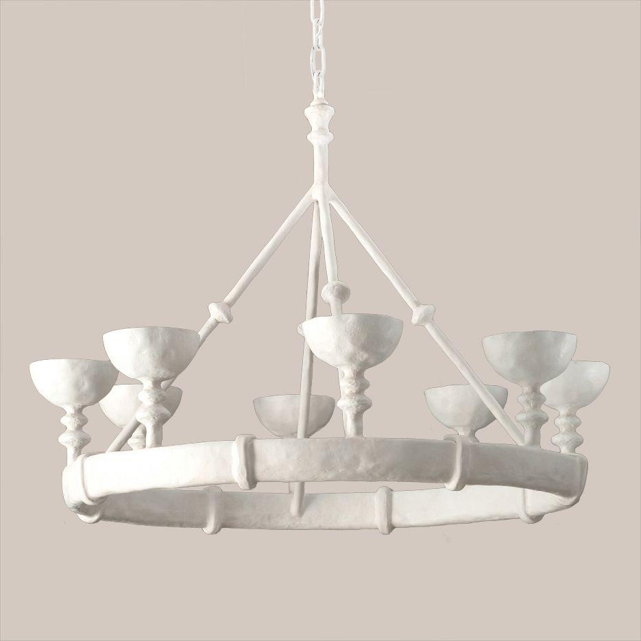 finest selection 1535d 52520 2205 Carter Hanging Fixture - Paul Ferrante white plaster 33 ...